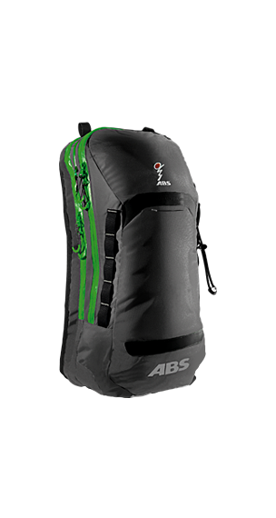 ABS Vario Zip-On 15 (2013/2014) Grey/Green